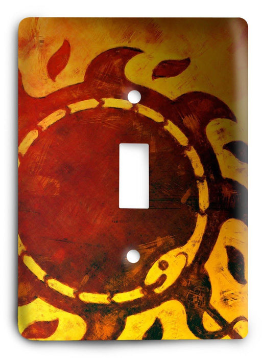 Game Of Thrones G5v80 Light Switch Cover - Colorful Switches