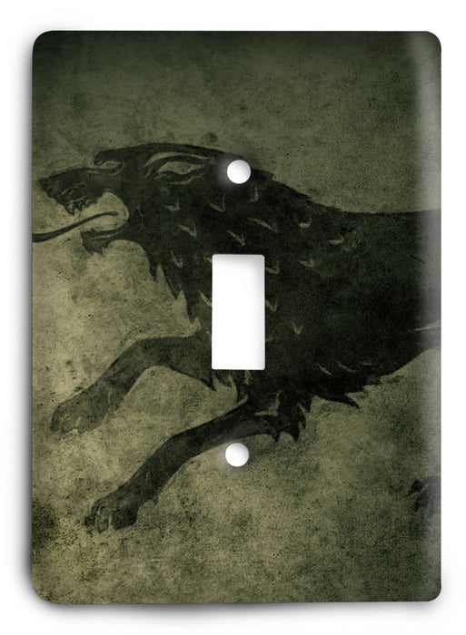 Game Of Thrones G5v81 Light Switch Cover - Colorful Switches