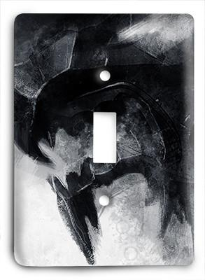 Game Of Thrones Winter Is Coming Light Switch - Colorful Switches