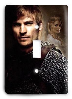 Game of Thrones 17 Light Switch Cover - Colorful Switches