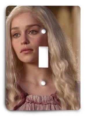 Game of Thrones 27 Light Switch Cover - Colorful Switches