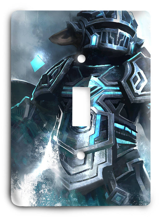 Guild Wars G5v17 Light Switch Cover - Colorful Switches