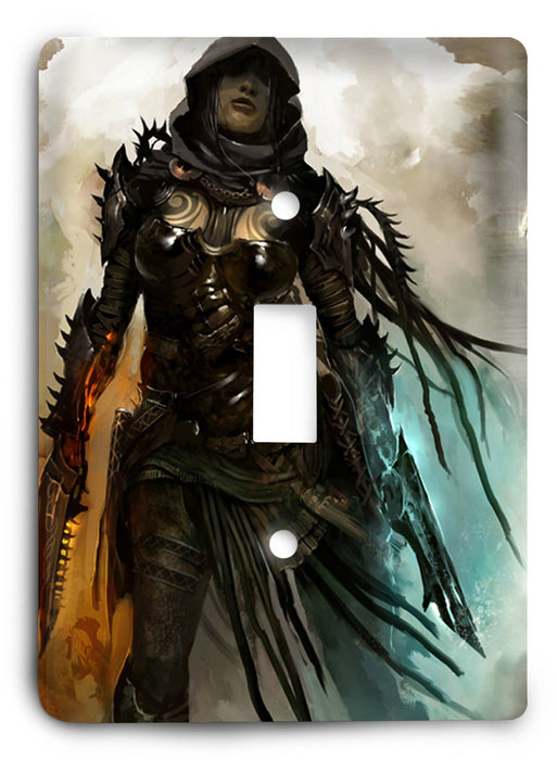 Guild Wars G5v30 Light Switch Cover - Colorful Switches
