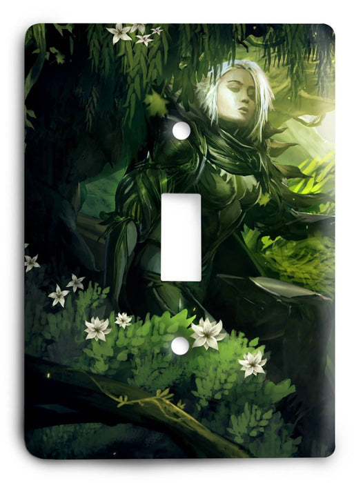 Guild Wars G5v40 Light Switch Cover - Colorful Switches