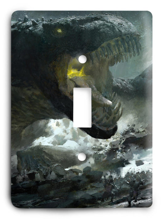 Guild Wars G5v4 Light Switch Cover - Colorful Switches