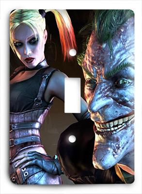 Harley Quinn Joker Want To Play Light Switch - Colorful Switches