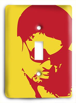Heavey D - Groovement Light Switch - Colorful Switches