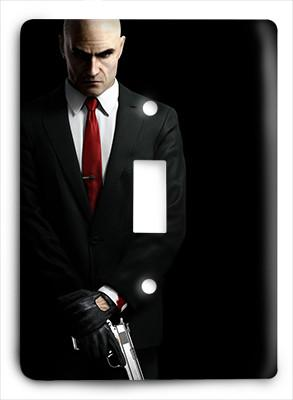 Hitman Absolution Light Switch - Colorful Switches