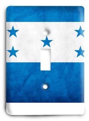 Honduras Light Switch Cover - Colorful Switches