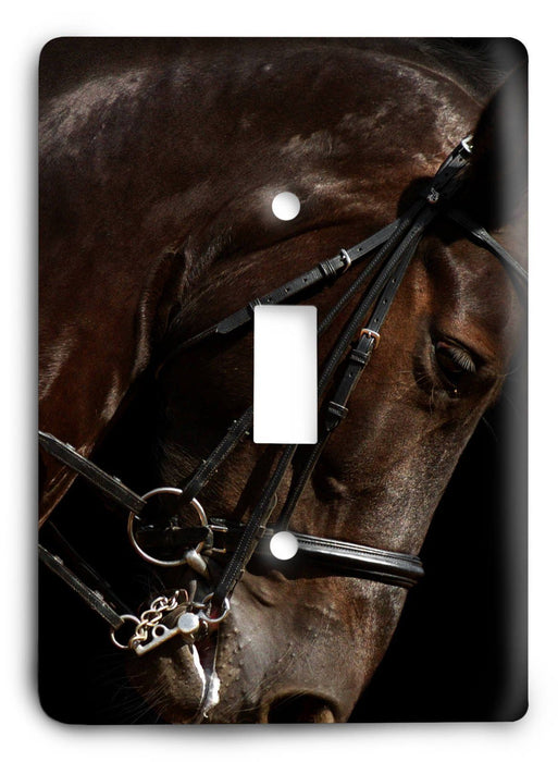 Horse Breed G5v1 Light Switch Cover - Colorful Switches