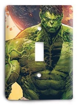 Hulk G3 v2 1 Light Switch Cover - Colorful Switches