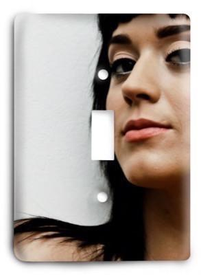 Katy Perry g1 1 Light Switch Cover - Colorful Switches
