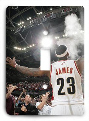 Lebron James Home Again G2 Light Switch - Colorful Switches