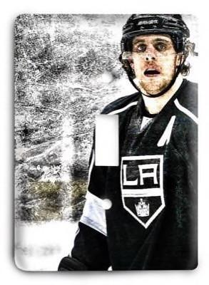 Los Angeles Kings NHL 5 Light Switch Cover - Colorful Switches