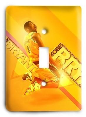 Los Angeles Lakers NBA 01 Light Switch Cover - Colorful Switches
