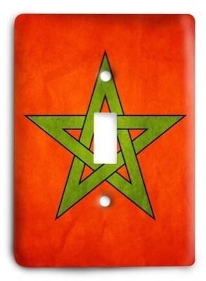 Marocco Light Switch Cover - Colorful Switches