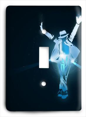 Michael Jackson The Star Light Switch - Colorful Switches