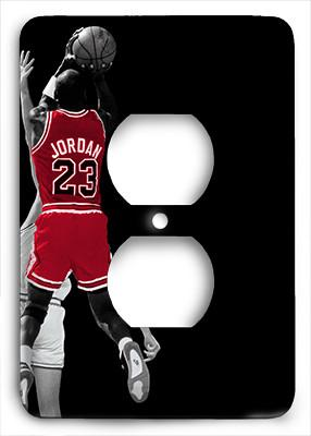 Michael Jordan Air 23 Outlet Cover - Colorful Switches