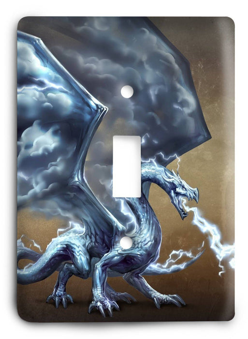 Might & Magic Heroes G5v1 Light Switch Cover - Colorful Switches