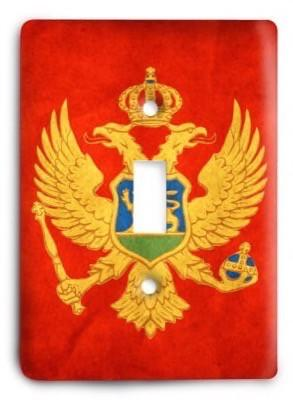 Montenegro Light Switch Cover - Colorful Switches