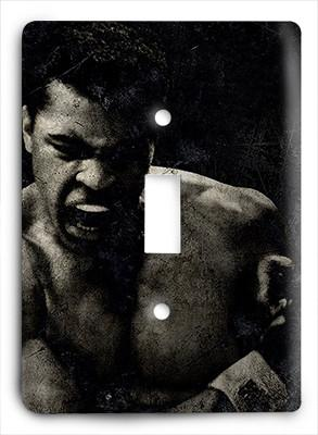 Muhammad Ali The Greatest Light Switch - Colorful Switches