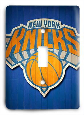 NBA New York Knicks Light Switch - Colorful Switches