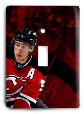 New Jersey Devils NHL 1 Light Switch Cover - Colorful Switches