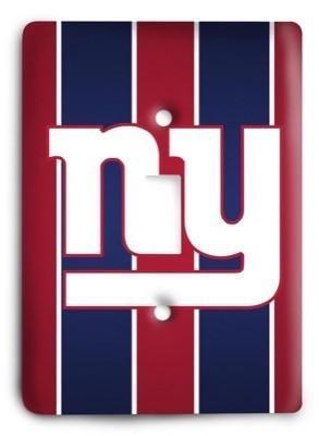 New York Giants 16 Light Switch Cover - Colorful Switches