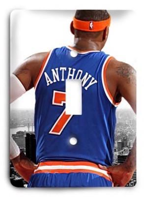 New York Knicks NBA 32 Light Switch Cover - Colorful Switches