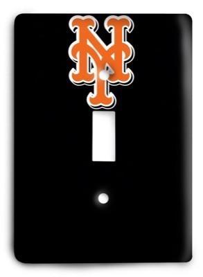 New York Mets MLB 14 Light Switch Cover - Colorful Switches