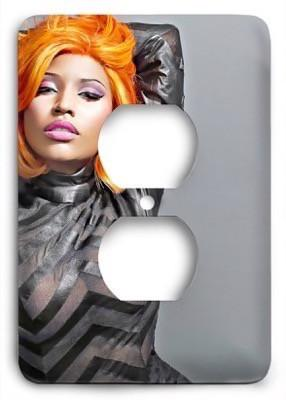 Nicki Minaj g3 v5 Outlet Cover - Colorful Switches