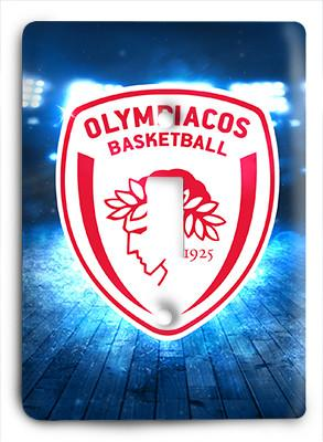 Olympiacos Champions Light Switch - Colorful Switches