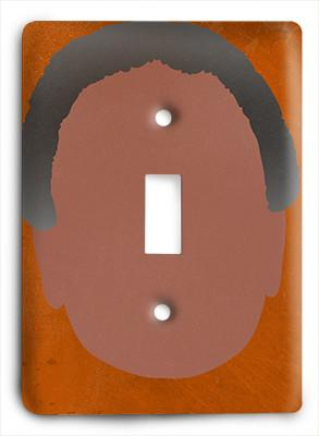 Orange Is The New Black G4 Light Switch - Colorful Switches