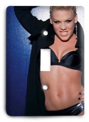 P!nk v2 - 10 Light Switch Cover - Colorful Switches