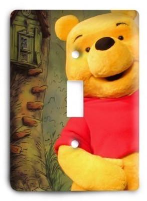 Pooh 5HD Light Switch Cover - Colorful Switches