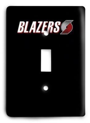 Portland Trail Blazers NBA 06 Light Switch Cover - Colorful Switches