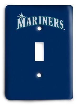Seattle Mariners 13 Light Switch Cover - Colorful Switches