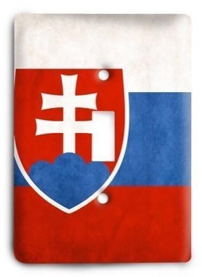 Slovakia Light Switch Cover - Colorful Switches