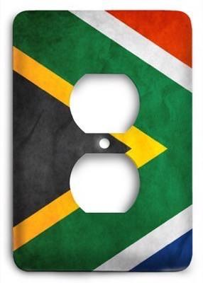 South Africa Outlet Cover - Colorful Switches