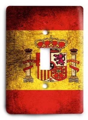Spain Light Switch Cover - Colorful Switches
