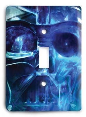 Star Wars Abstract Light Switch Cover - Colorful Switches