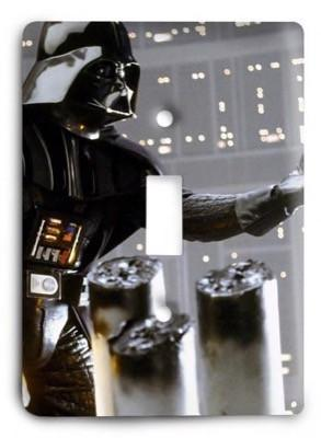Star Wars_v10 Light Switch Cover - Colorful Switches