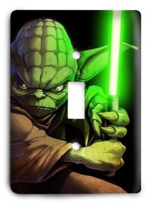 Star Wars_v114 Light Switch Cover - Colorful Switches