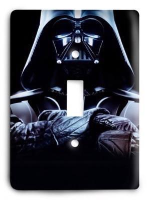 Star Wars_v3 Light Switch Cover - Colorful Switches