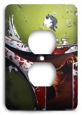 Star Wars_v93 Outlet Cover - Colorful Switches