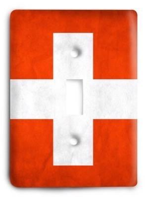 Switzerland Light Switch Cover - Colorful Switches