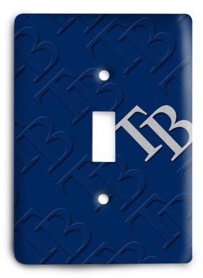 Tampa Bay Rays 18 Light Switch Cover - Colorful Switches