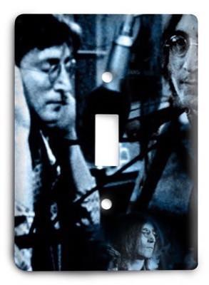 The Beatles g2 4 Light Switch Cover - Colorful Switches