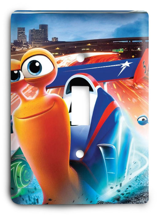 Turbo G5 Light Switch Cover - Colorful Switches