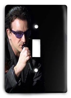 U2 v07 Light Switch Cover - Colorful Switches